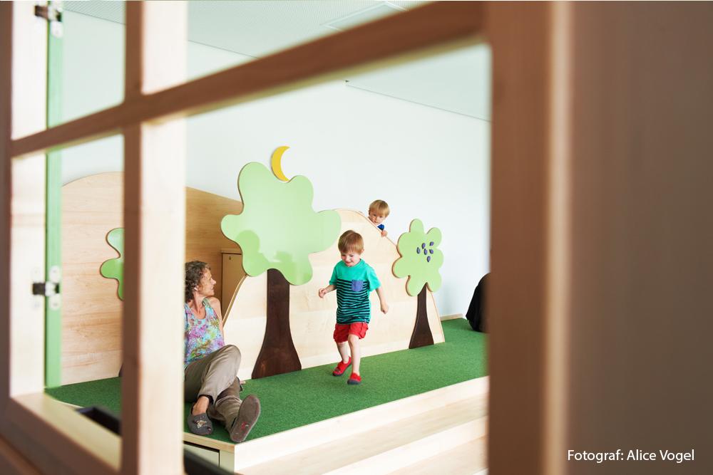 Haus für Kinder Schimmelweg München