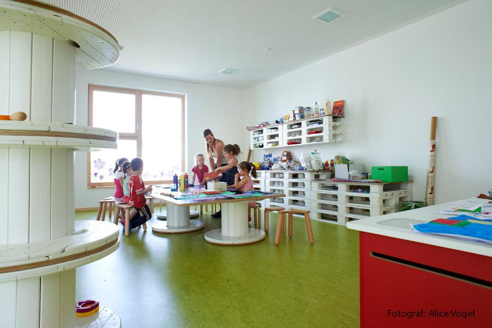Haus für Kinder Eisnergutbogen München